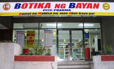 PPI's BnB outlet in Salcedo Village