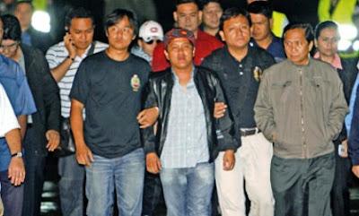 Mayor Ampatuan Arrested
