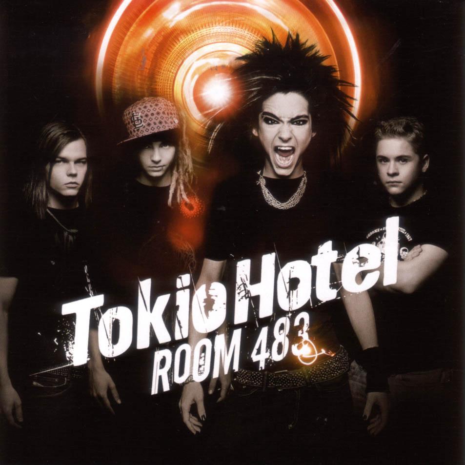 Tokio Hotel Scream Album
