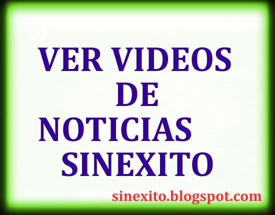Videos de noticias