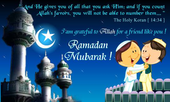 Happy Ramadhan...