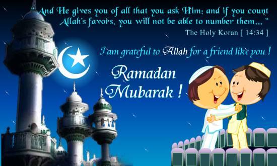 Happy Ramadhan...