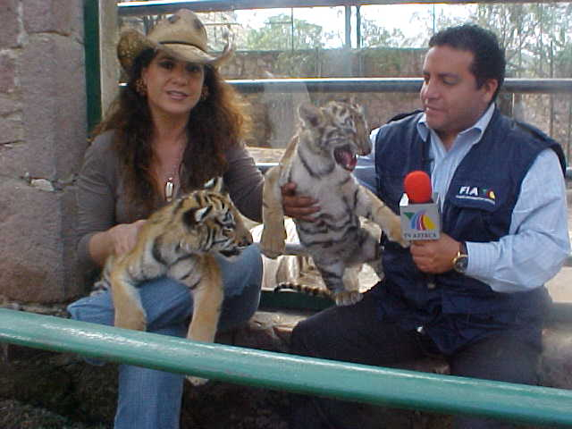 ENTREVISTA TV AZTECA