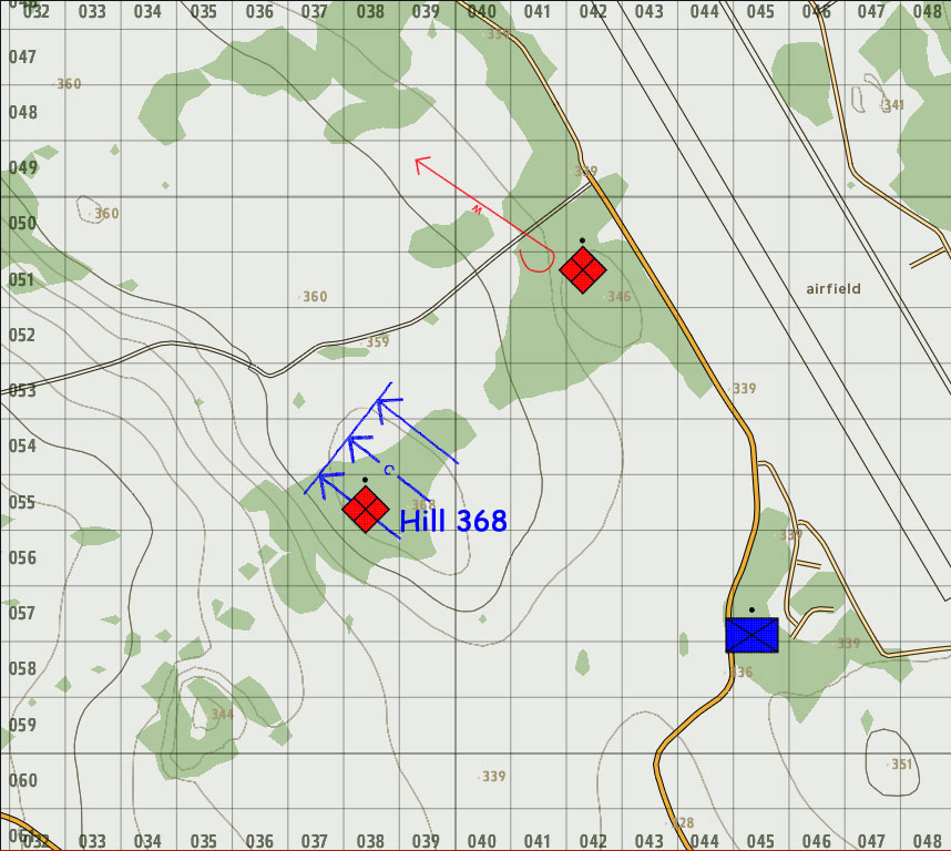 Real And Simulated Wars Draw Your Military Maps With Milsketch