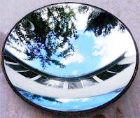 Parabolik Ayna, Çanak Ayna