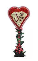 Çelenk, Kalp Çelenk, Kutlu Doğum Haftası, Hazreti Muhammed