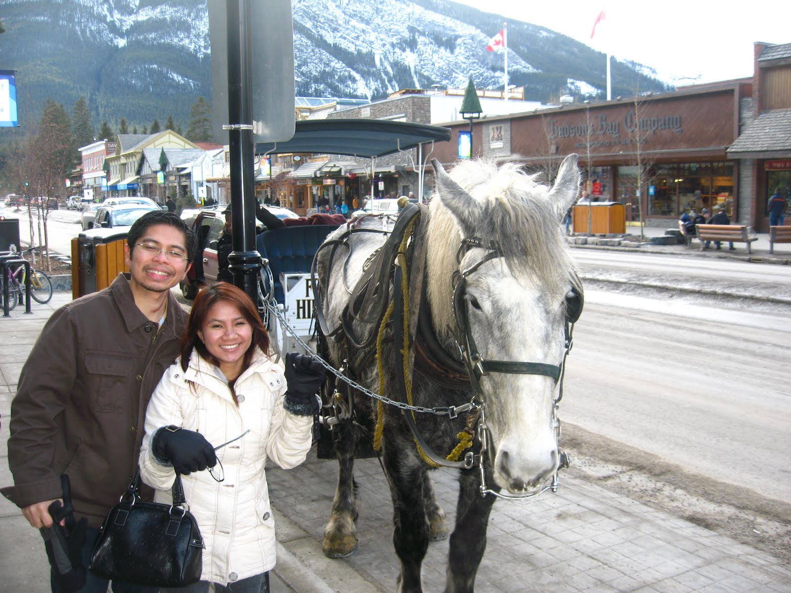 Romantic ideas for married couples in calgary romantic for Couple weekend getaway ideas