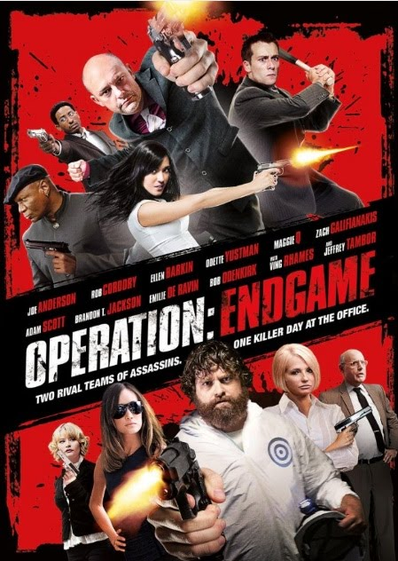 Operation : Endgame affiche