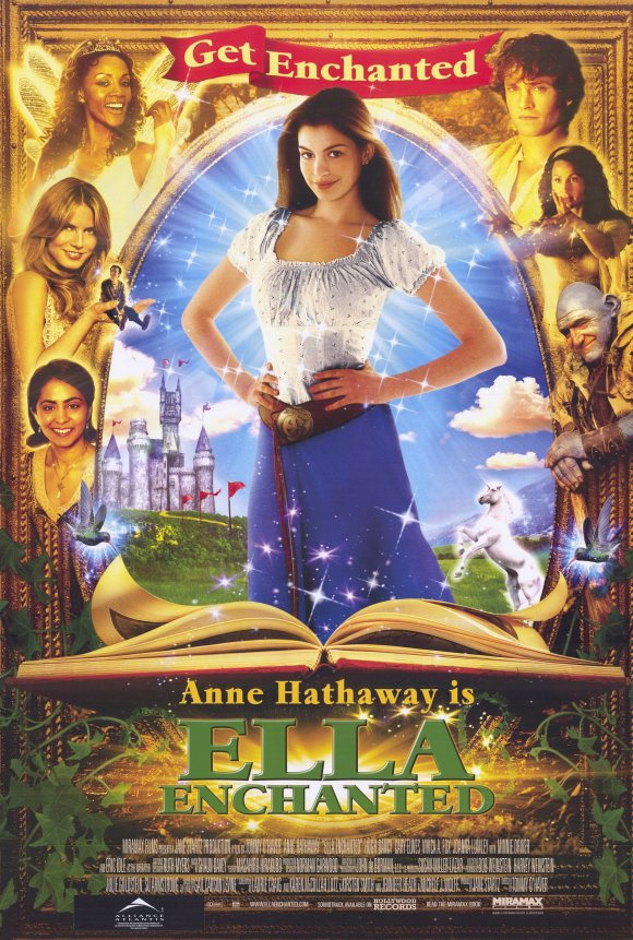 A to Z Music Free: Ella Enchanted [2004]