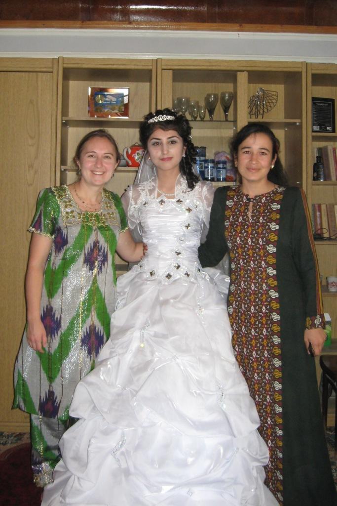 tajikistan girls