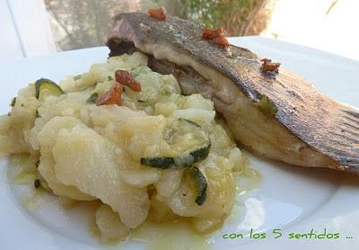 fussioncook-foro.com • Ver Tema - Patatas con calabacín y cebolla