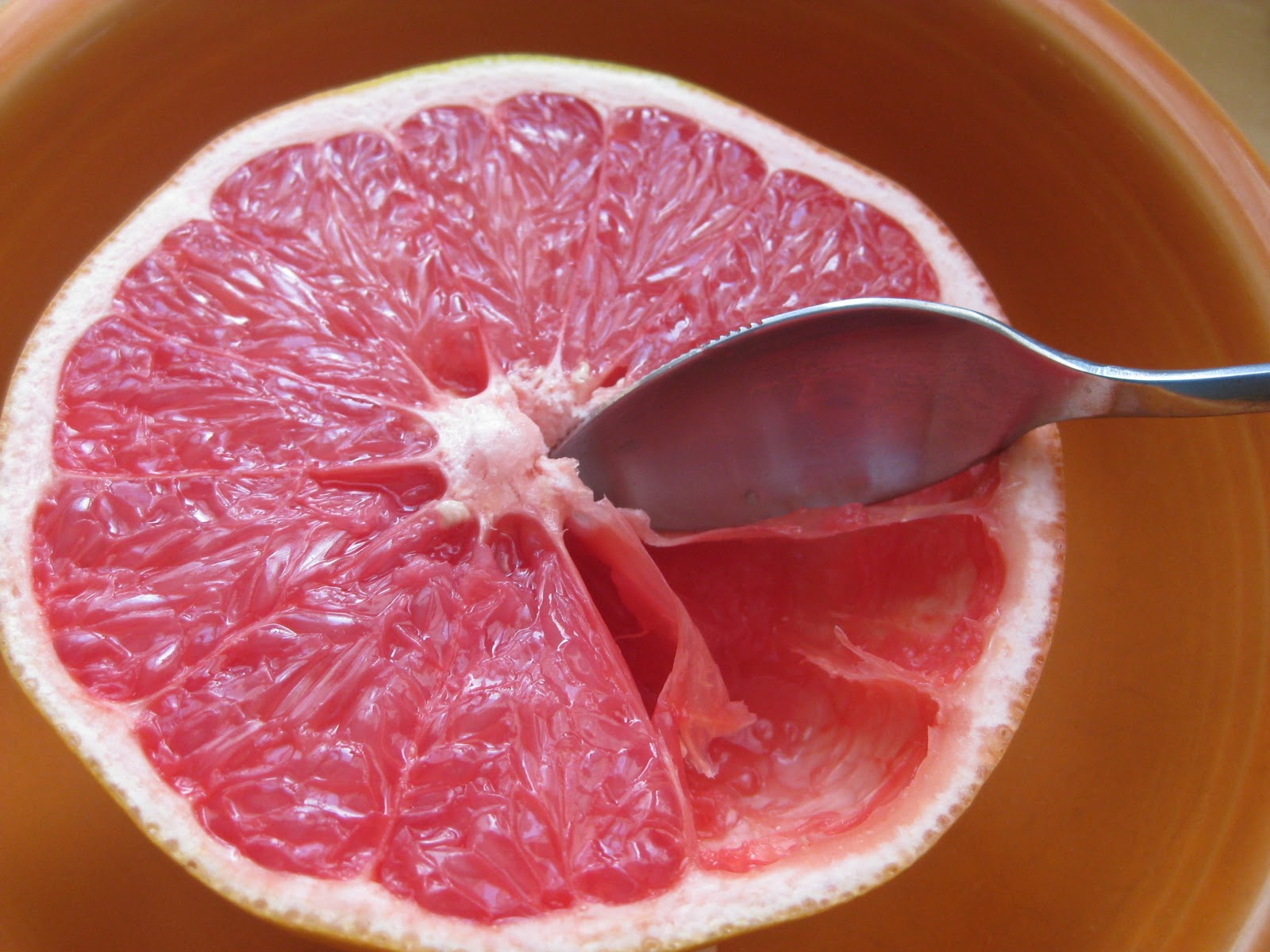 excited for grapefruit season to be here again! The Texas grapefruits ...