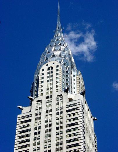 Top Auto Categories  Chrysler Building