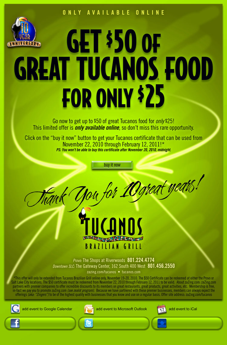photo relating to Tucanos Printable Coupons named Coupon tucanos : Cvs 5 off 20 coupon 2018