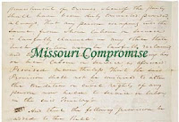 Narrative Essay Examples For High School The Missouri Compromise Essay Research Paper The Live On The Labor Of  Another And Whether The Form In Which Slavery Exists In The South Is Not  But One How To Write A Proposal Essay Example also Thesis Examples For Essays Essays On The Missouri Compromise Business Essay Writing