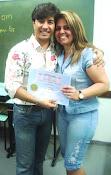Sergio Carillo e eu Anah Mharia-Muito obrigada a você e sua equipe!