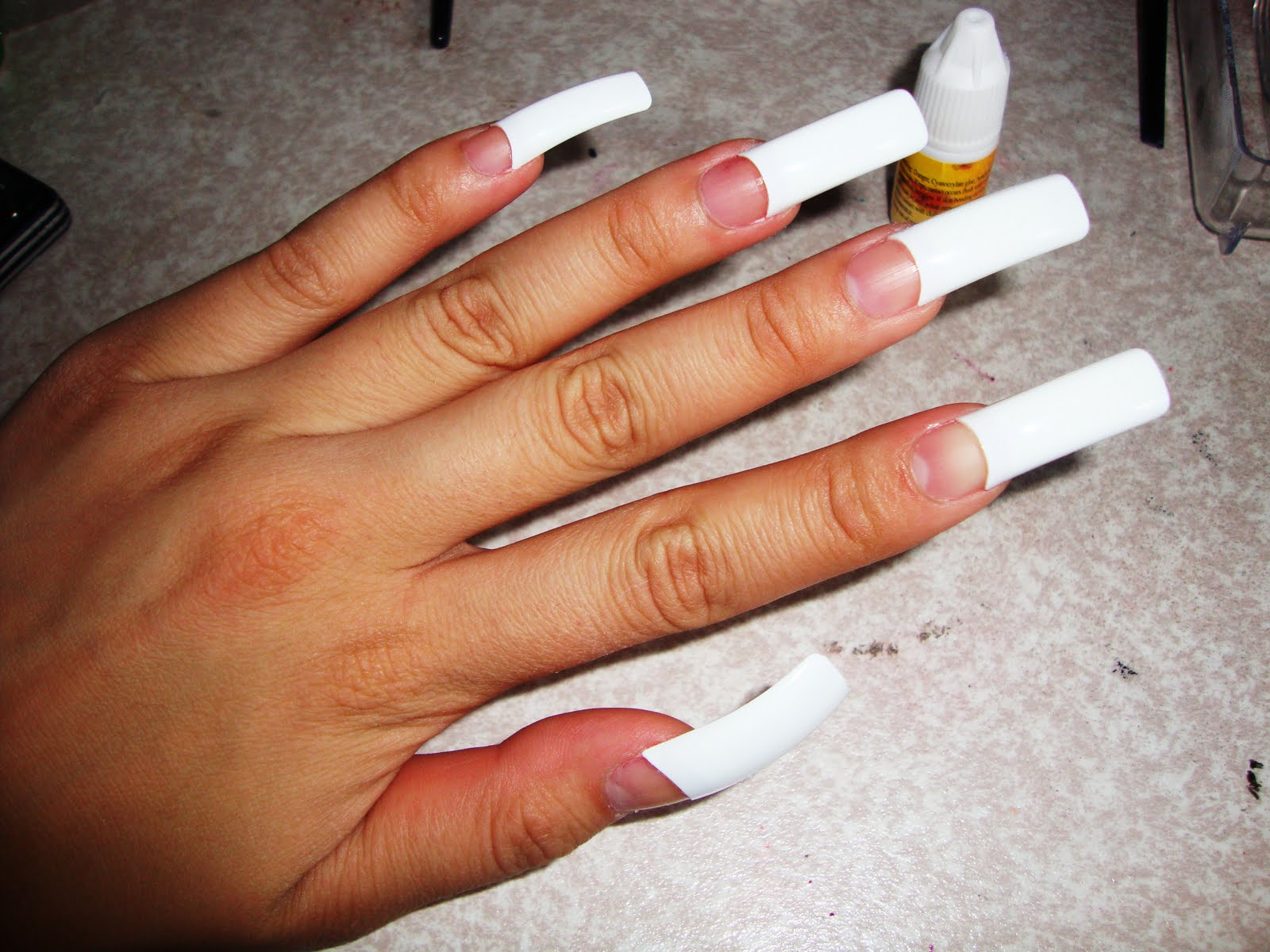 The Awesome Acrylic nails Photo