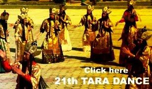 21th TARA DANCE 度母舞