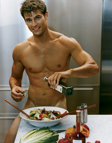 My Sexy Men: Hot food