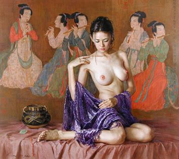 GUAN ZEJU ( Pintura) Guanzeju