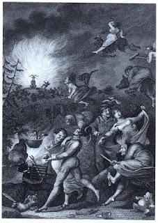 Grabados del demonio, antiguos y renacentístas