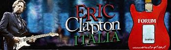 Eric Clapton Italia