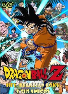 Ver Película Dragon Ball Z: Vuelven Son Goku y sus amigos Online Gratis (2008)
