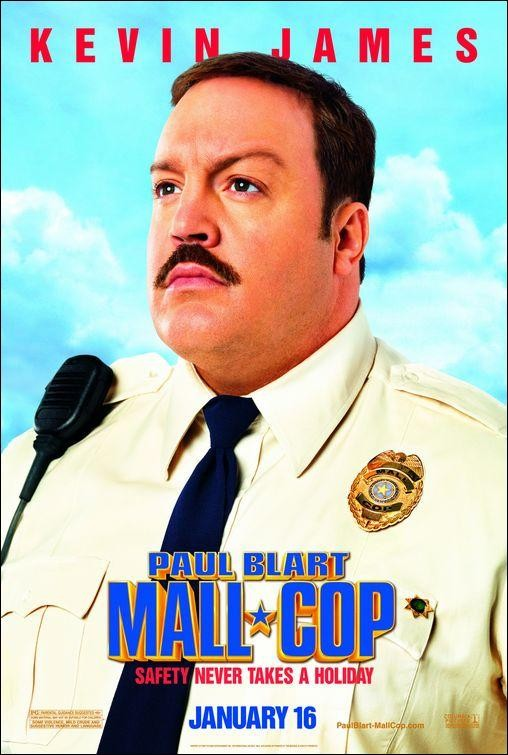 Heroe de centro comercial (2009)