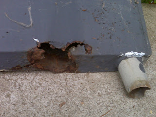 gutter repair in cameron park