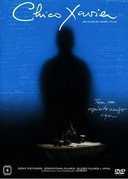 Filme Poster Chico Xavier DVDRip RMVB Nacional