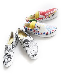 :::它不是鞋子::: shoes painting :::