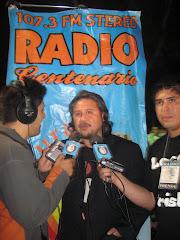 Entrevista al Alcalde de Quilicura Juan Carrasco
