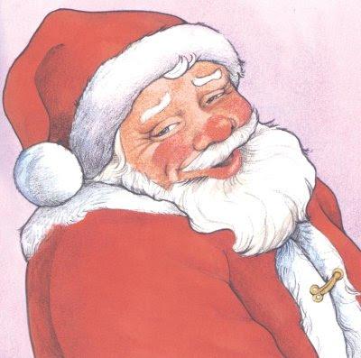 Santa Claus... :O Papa-noel