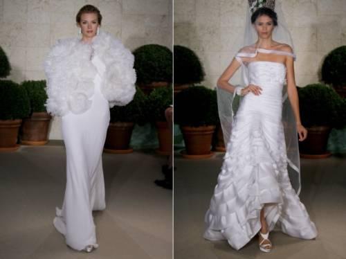 vestido de noiva chique