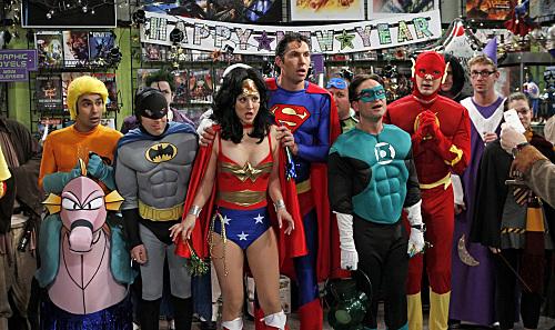 bang super Big heroes theory