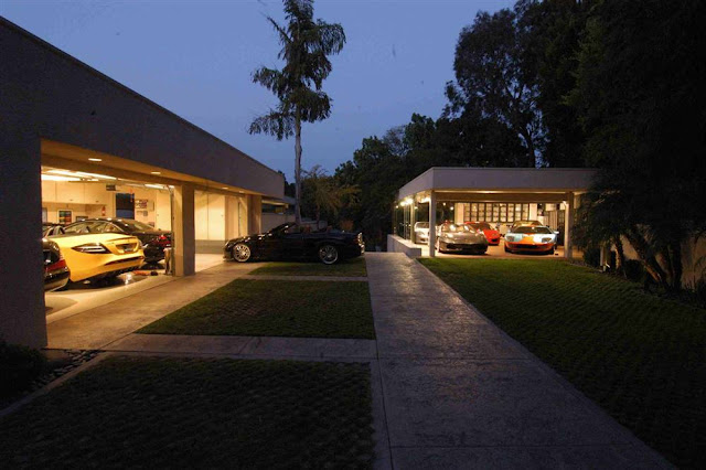 World Most Beautiful Garages