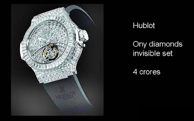 World Most Expensive Watches