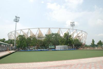 Stadiums, Delhi