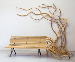Spaghetti bench