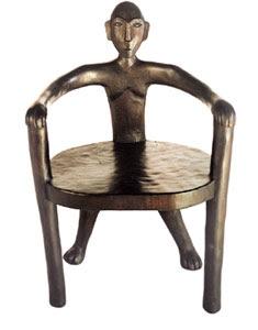 human chair