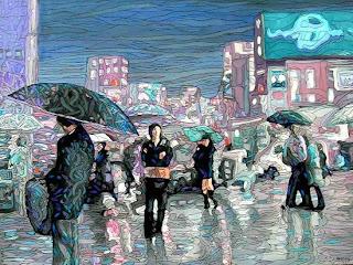 Jack Morefield Painting