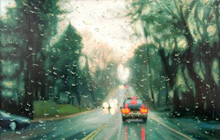 Rainy Paintings