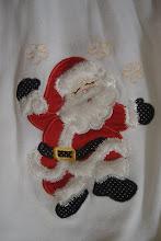 SMD Dancing Santa