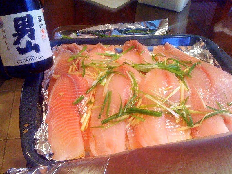 Tilapia Baked In Tamarind Sauce Recipe — Dishmaps