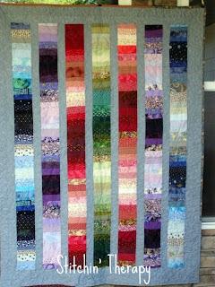 Scrap Quilts Easy Scrap Quilt Patterns