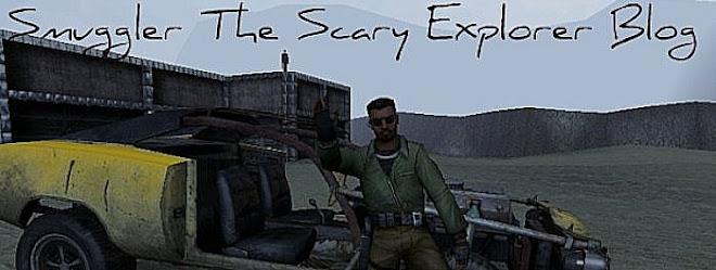 Smuggler The Scary Explorer Blog