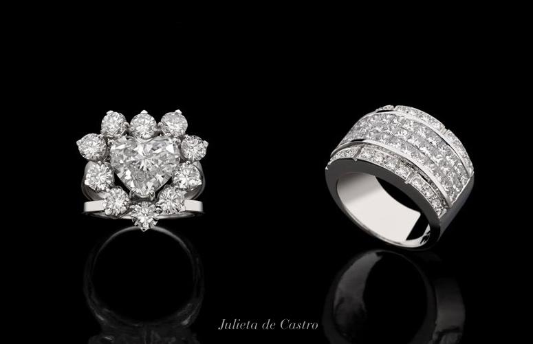 anel de casamento tiffany