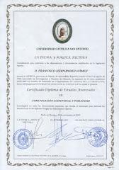 DEA - 2009 (Diploma de Estudios Avanzados)