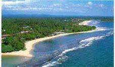 Beruwale beach, Sri Lanka