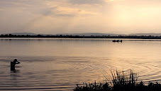Sea of Parakrama rainwater reservoir, Sri Lanka